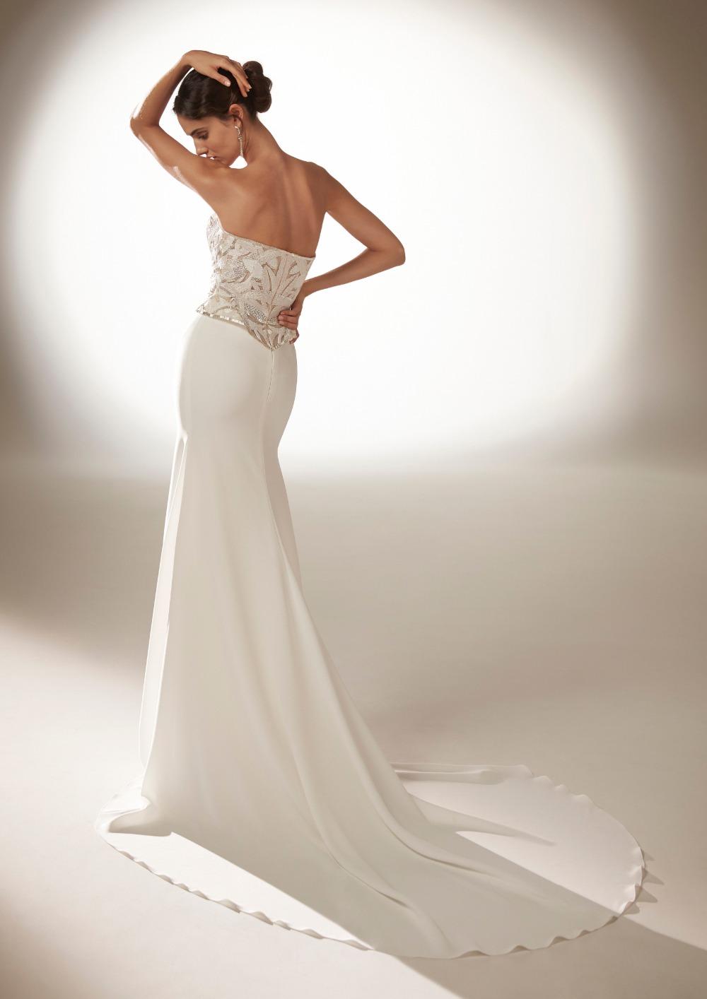 Atelier Pronovias * Svadobné šaty z kolekcie na 2021 - Obrázok č. 3