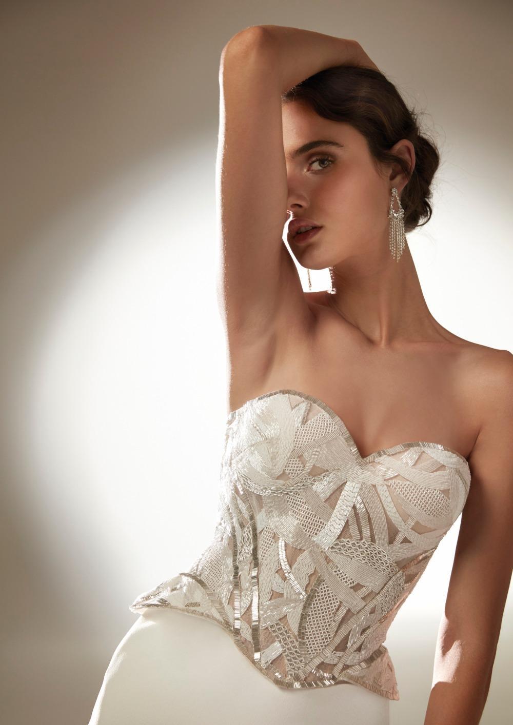 Atelier Pronovias * Svadobné šaty z kolekcie na 2021 - Obrázok č. 2