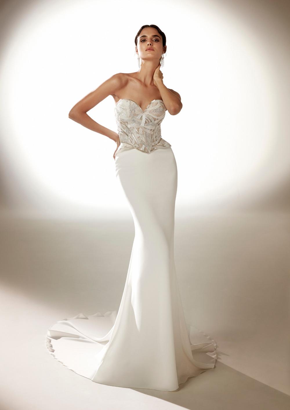 Atelier Pronovias * Svadobné šaty z kolekcie na 2021 - Obrázok č. 4