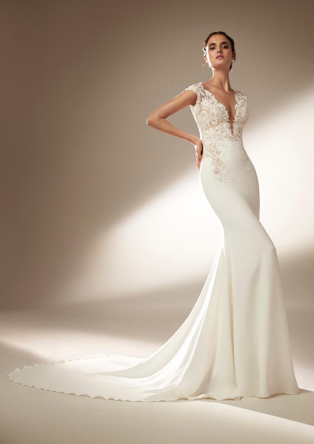 Atelier Pronovias * Svadobné šaty z kolekcie na 2021 - Obrázok č. 7