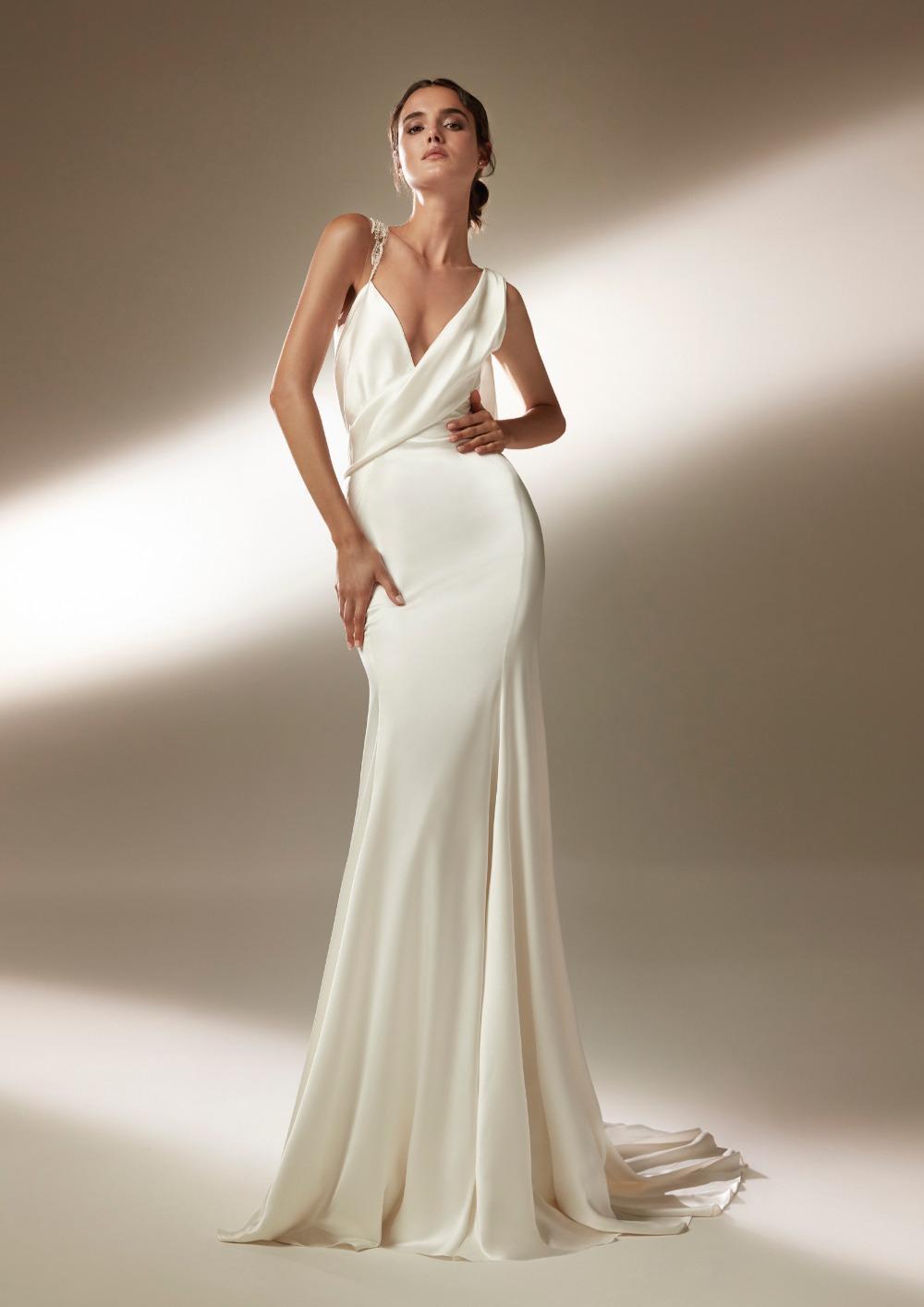 Atelier Pronovias * Svadobné šaty z kolekcie na 2021 - Obrázok č. 18