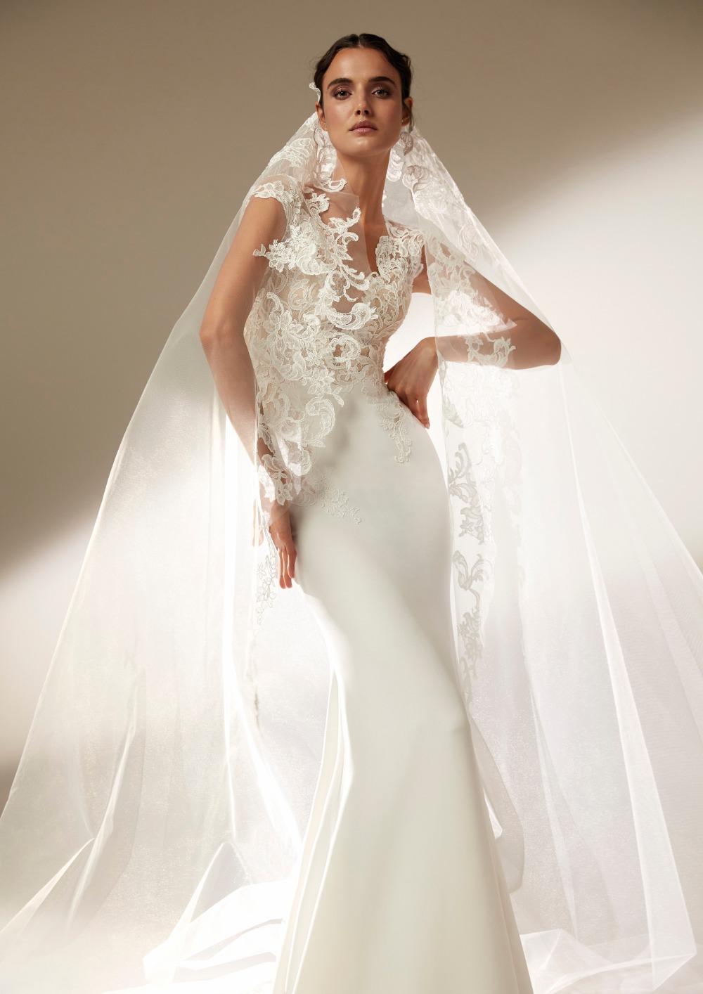 Atelier Pronovias * Svadobné šaty z kolekcie na 2021 - Obrázok č. 5