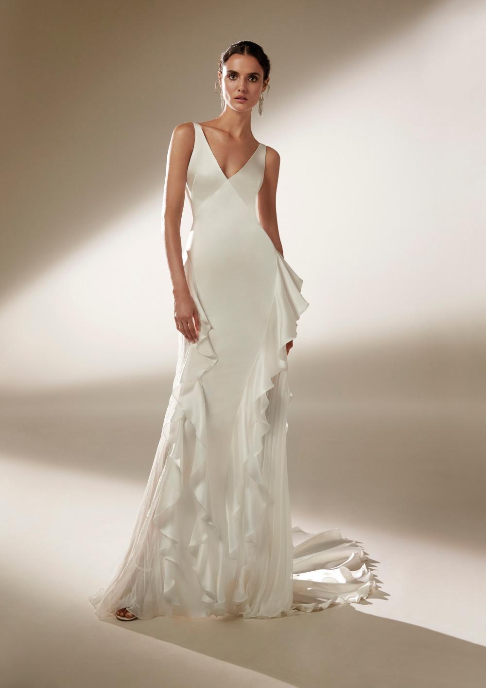 Atelier Pronovias * Svadobné šaty z kolekcie na 2021 - Obrázok č. 24