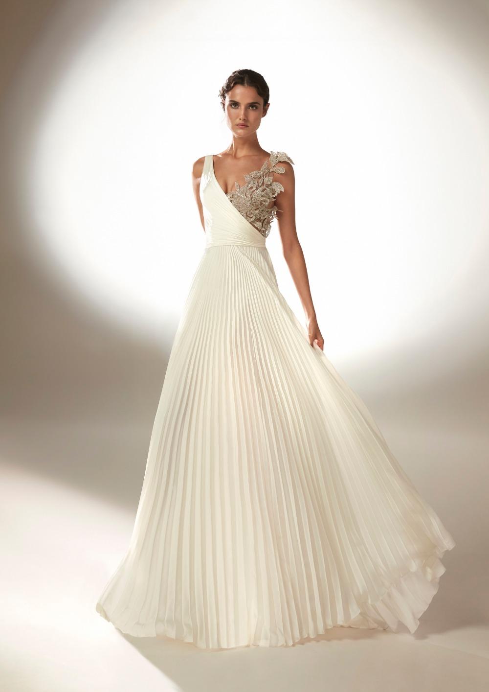 Atelier Pronovias * Svadobné šaty z kolekcie na 2021 - Obrázok č. 19