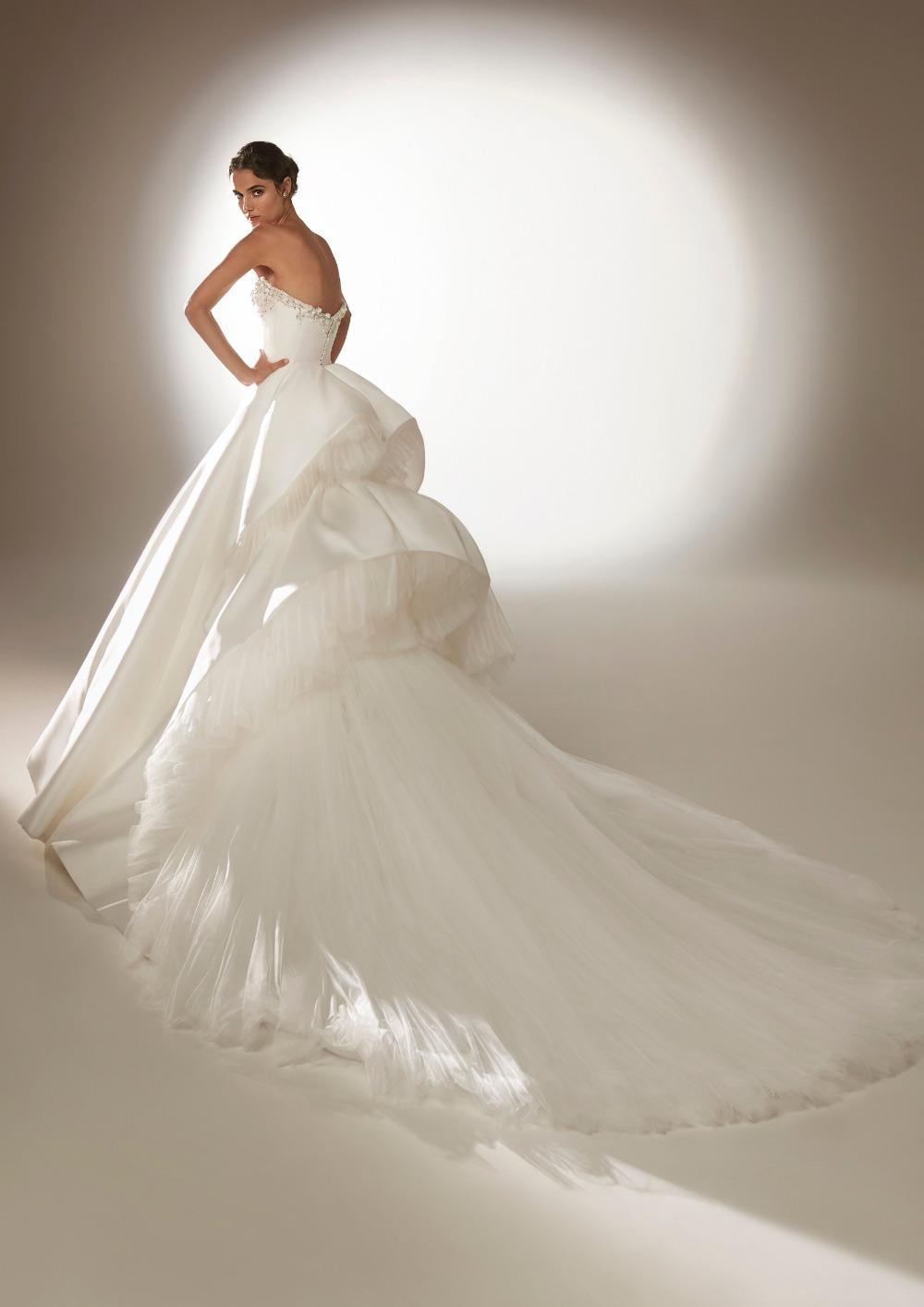 Atelier Pronovias * Svadobné šaty z kolekcie na 2021 - Obrázok č. 35