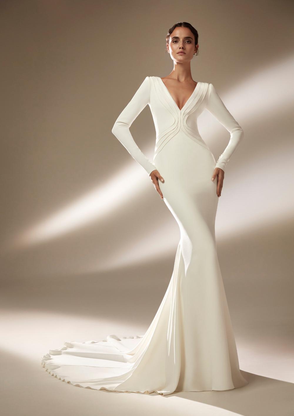 Atelier Pronovias * Svadobné šaty z kolekcie na 2021 - Obrázok č. 33