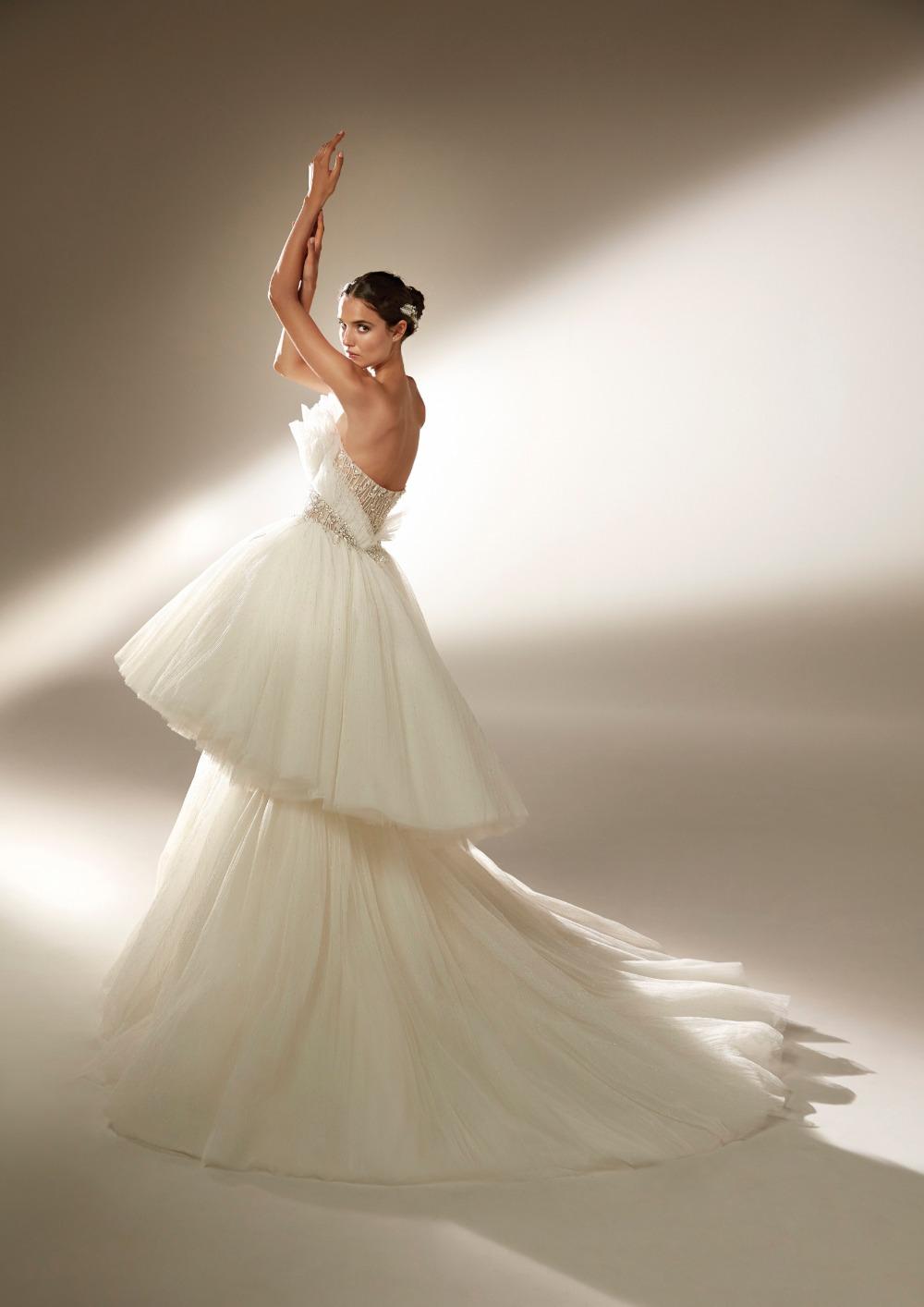 Atelier Pronovias * Svadobné šaty z kolekcie na 2021 - Obrázok č. 28