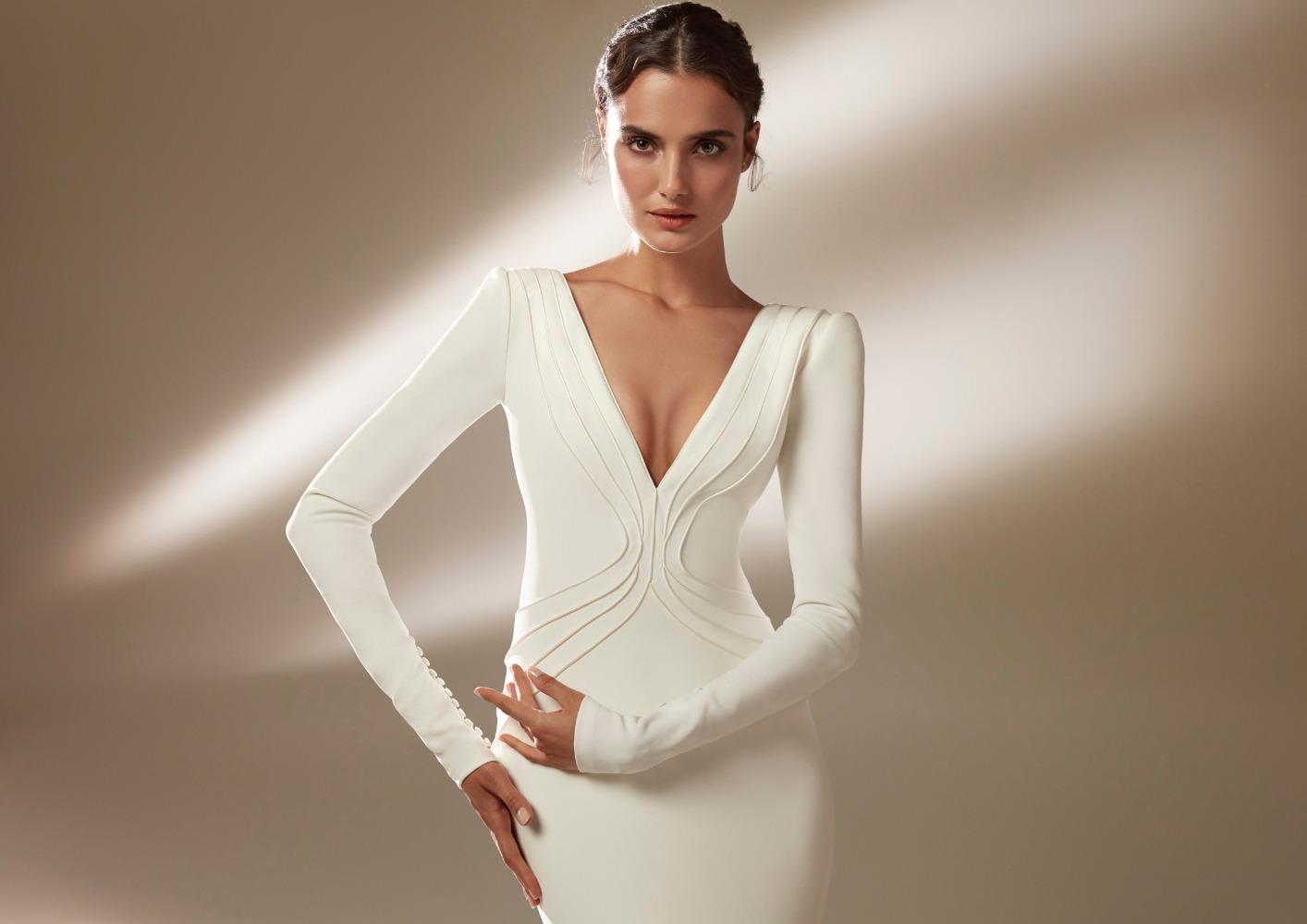 Atelier Pronovias * Svadobné šaty z kolekcie na 2021 - Obrázok č. 34