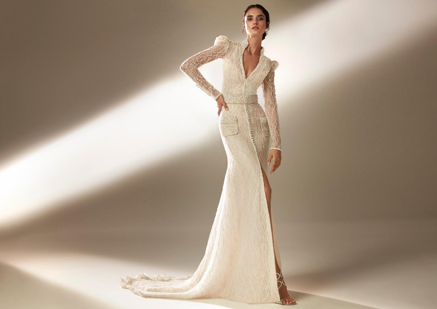 Atelier Pronovias * Svadobné šaty z kolekcie na 2021 - Obrázok č. 32