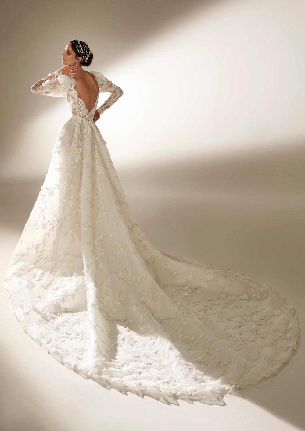 Atelier Pronovias * Svadobné šaty z kolekcie na 2021 - Obrázok č. 13