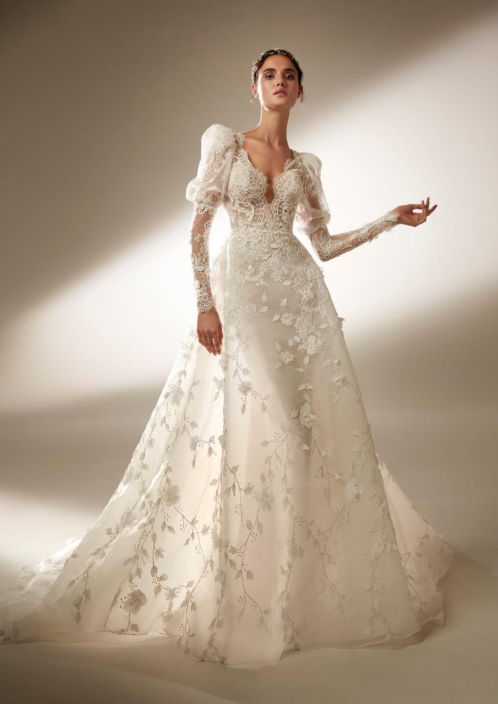 Atelier Pronovias * Svadobné šaty z kolekcie na 2021 - Obrázok č. 14