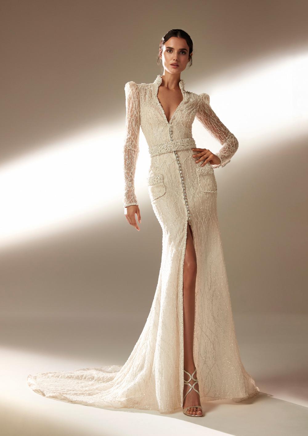 Atelier Pronovias * Svadobné šaty z kolekcie na 2021 - Obrázok č. 31