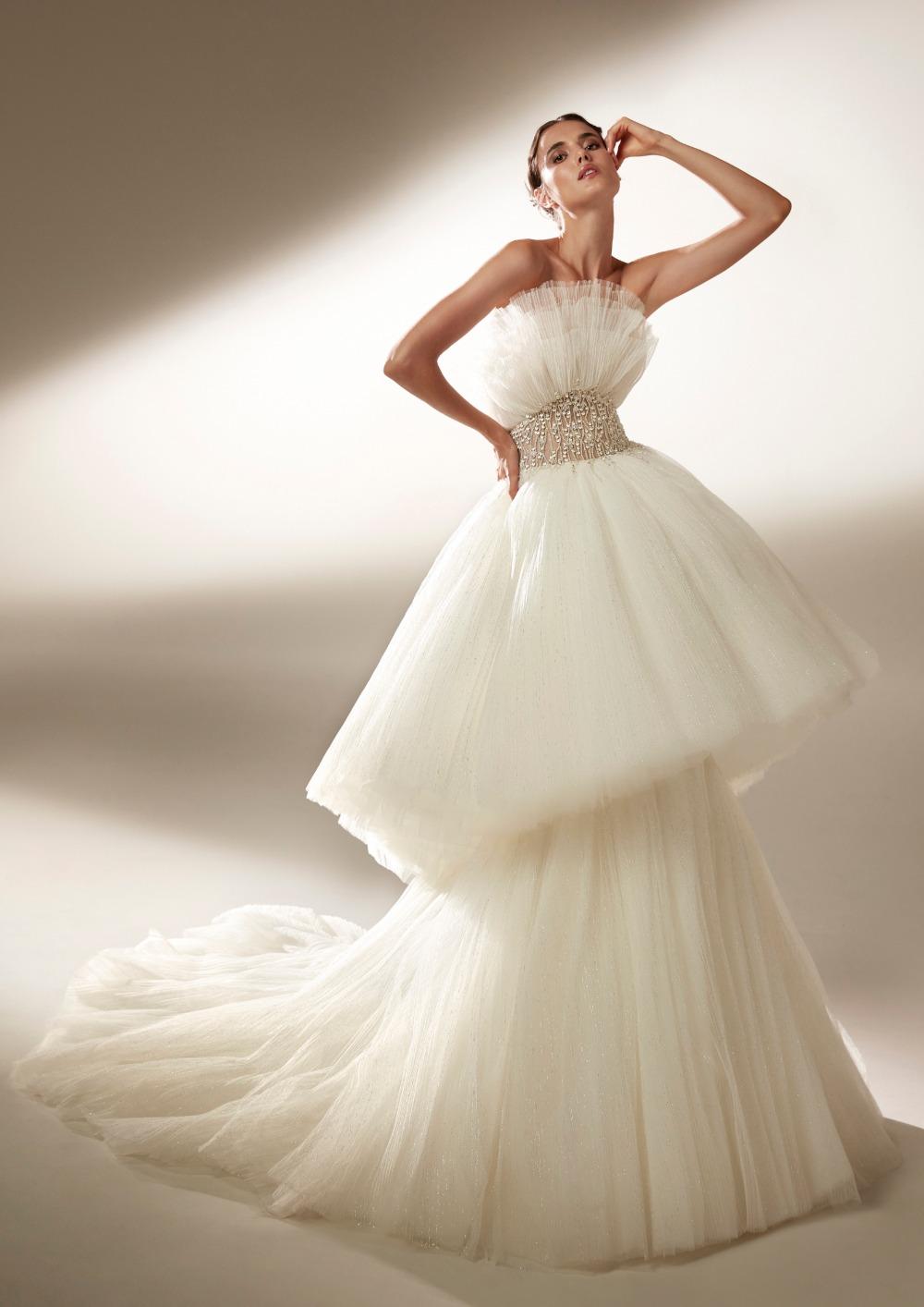 Atelier Pronovias * Svadobné šaty z kolekcie na 2021 - Obrázok č. 38