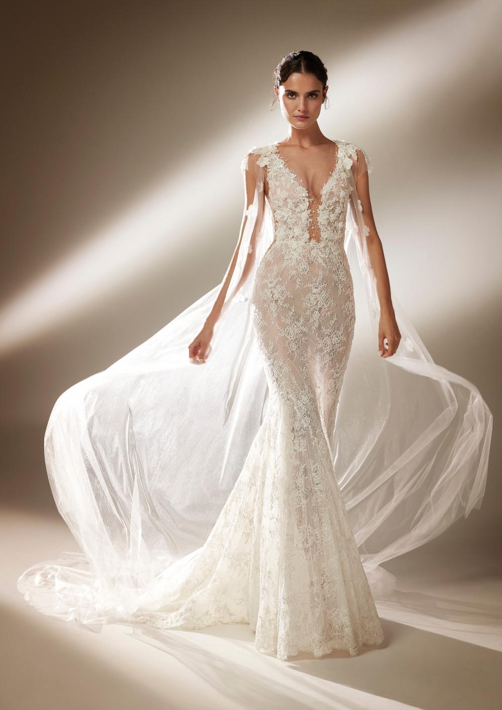 Atelier Pronovias * Svadobné šaty z kolekcie na 2021