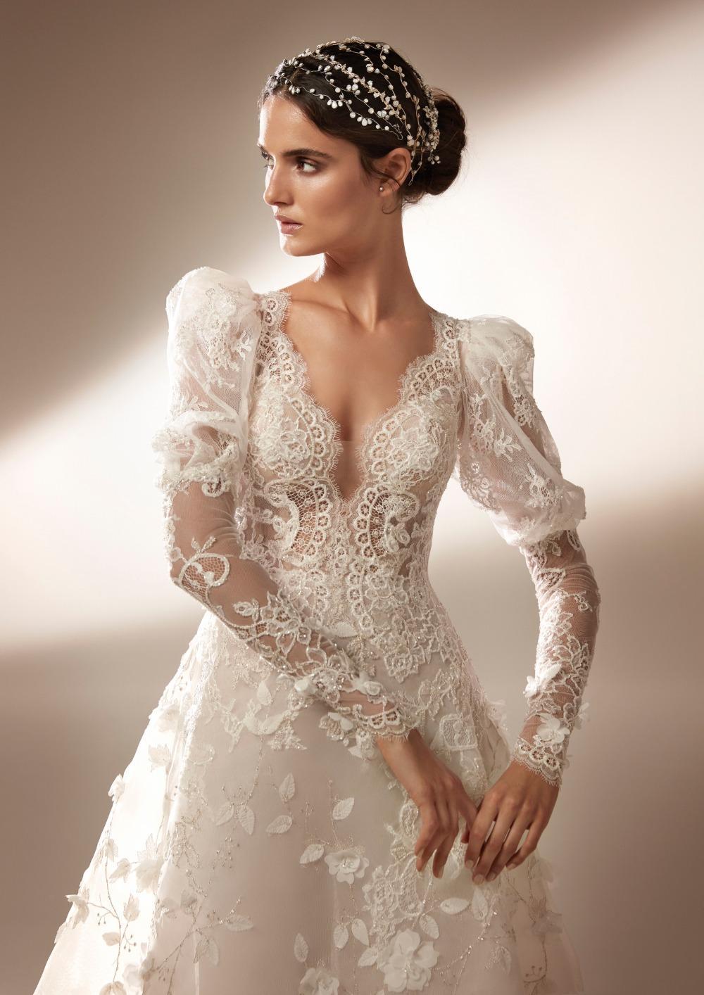 Atelier Pronovias * Svadobné šaty z kolekcie na 2021 - Obrázok č. 12