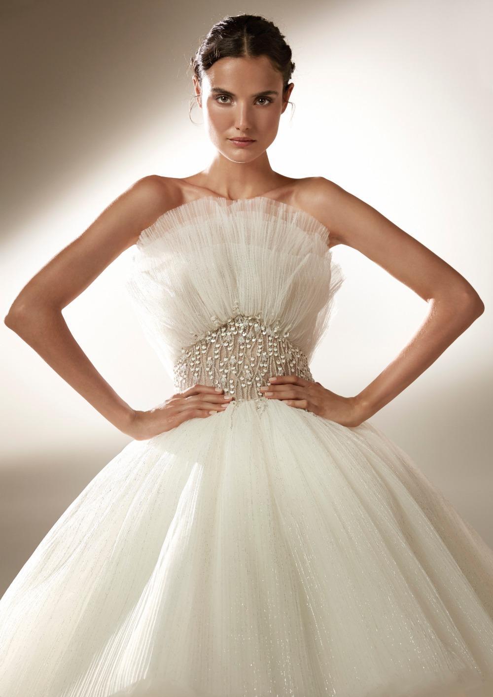 Atelier Pronovias * Svadobné šaty z kolekcie na 2021 - Obrázok č. 27