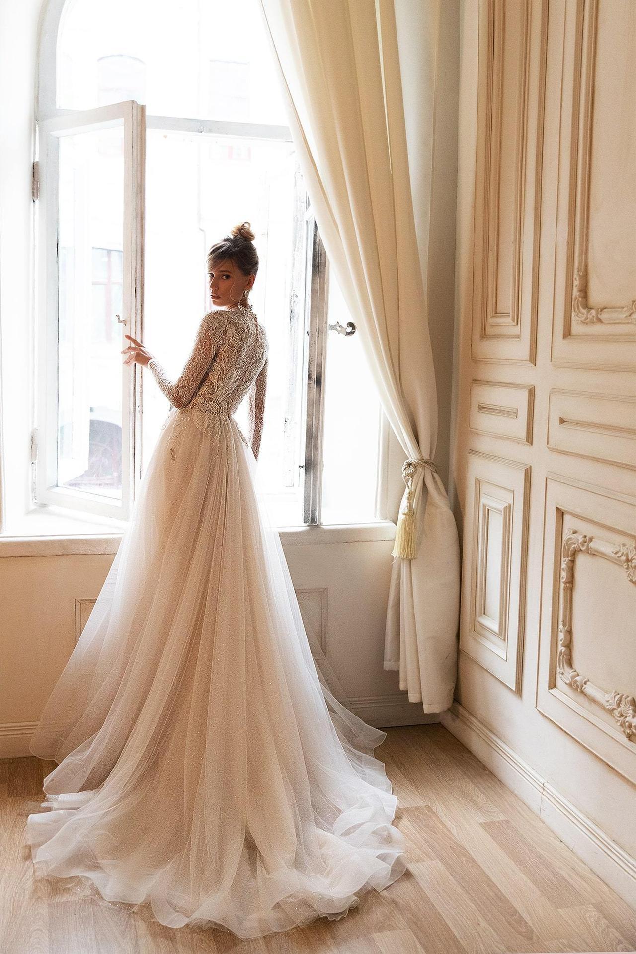 Ria Tener - Muse 2021 * Svadobné šaty z kolekcií na rok 2021