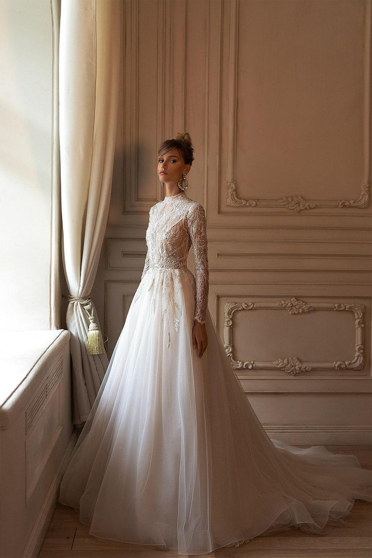 Ria Tener - Muse 2021 * Svadobné šaty z kolekcií na rok 2021 - Obrázok č. 3