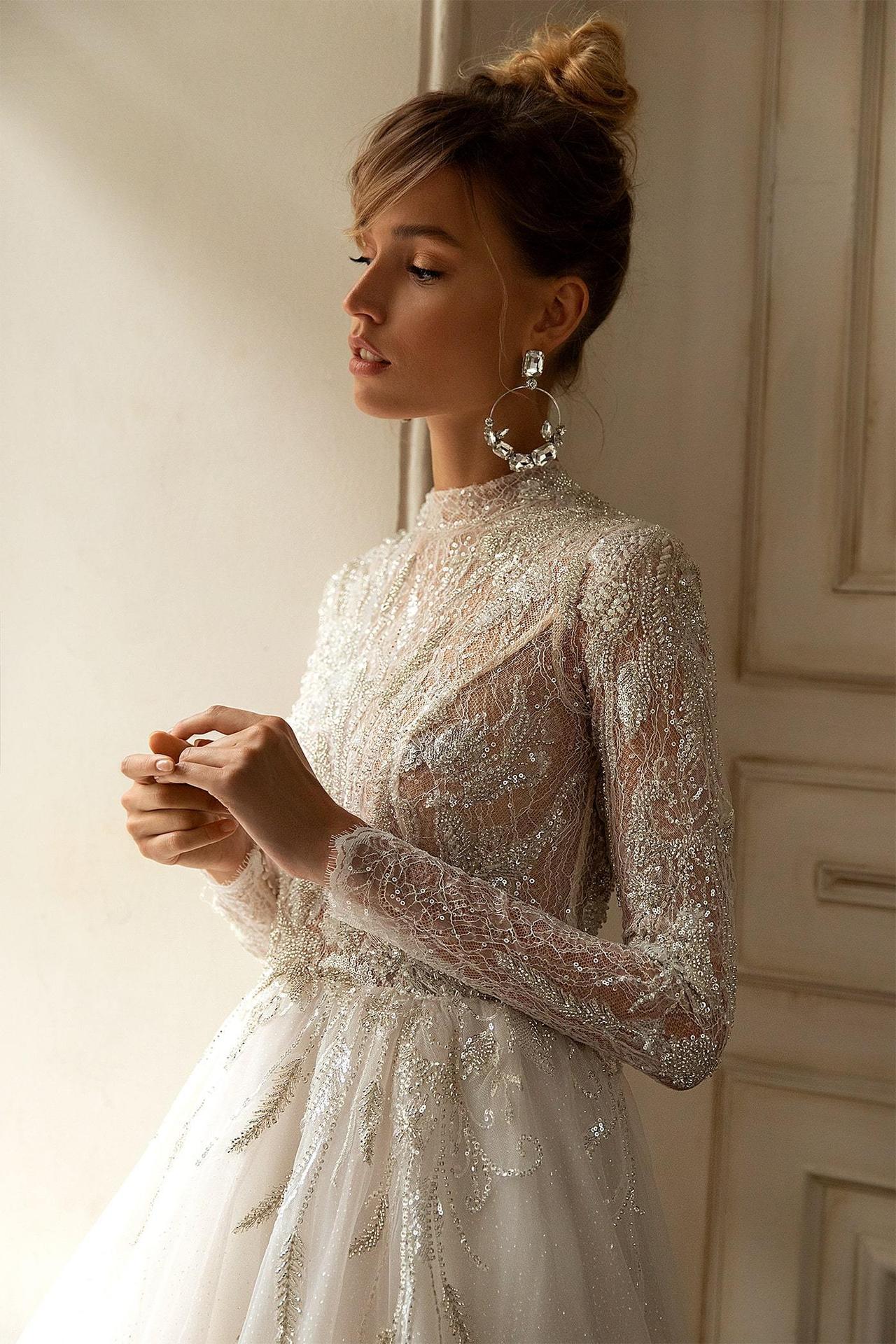 Ria Tener - Muse 2021 * Svadobné šaty z kolekcií na rok 2021 - Obrázok č. 2