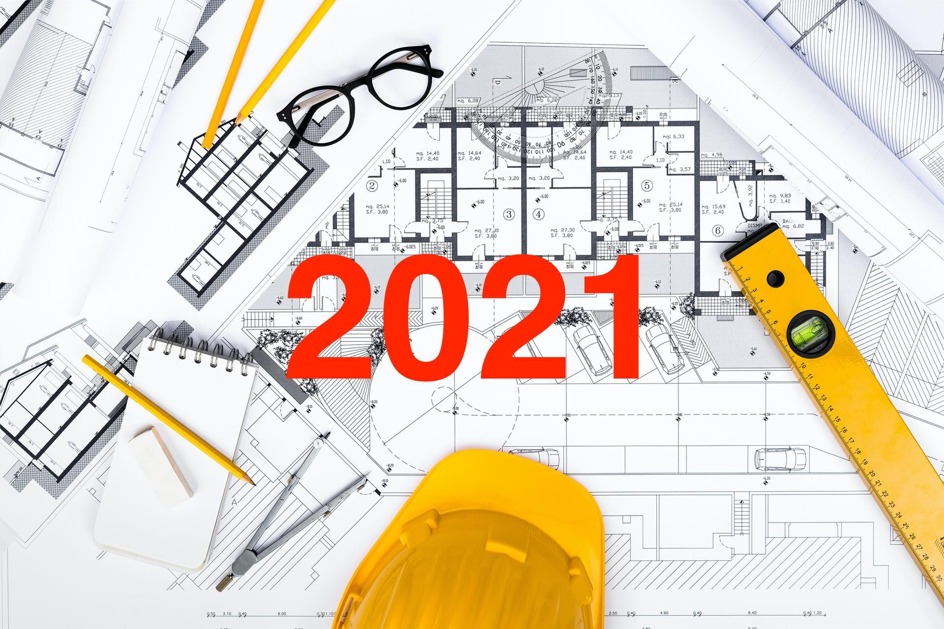 V roku 2021 začíname stavať - Fotka skupiny