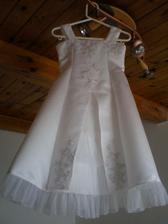 ještě jednou šaty pro družičku