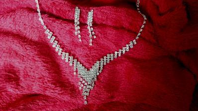 moje svatební šperky :-)