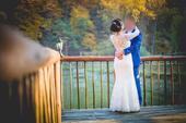 Svadobné šaty z francúzskej krajky - 38, 38