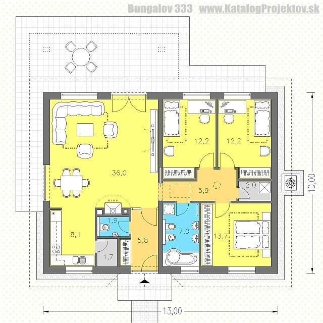 Náš nový domček - Obrázok č. 8
