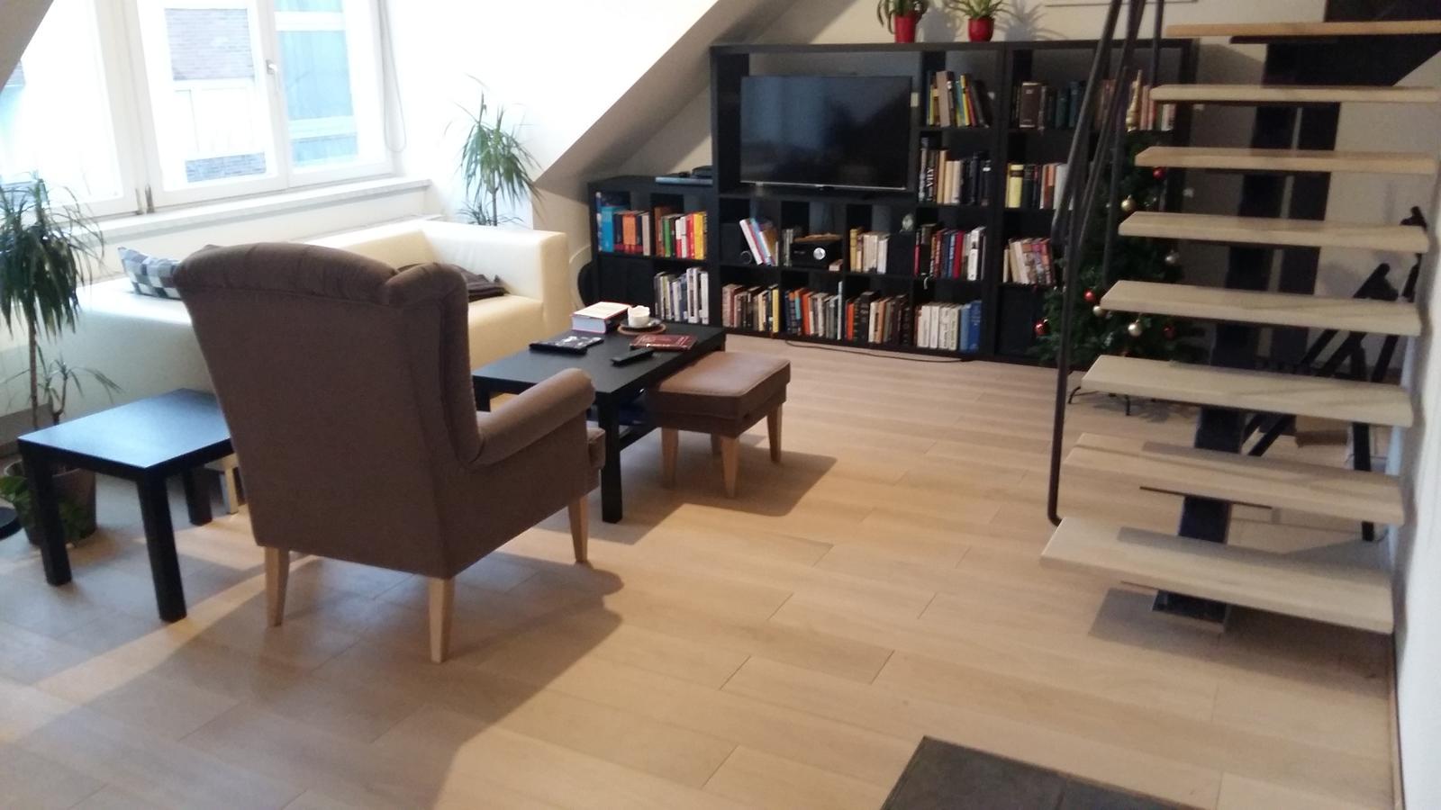 Drevená podlaha SAXOPARKET - kolekcia DYNAMIC 1100 triedenie SELEKT v bielom oleji - Obrázok č. 1