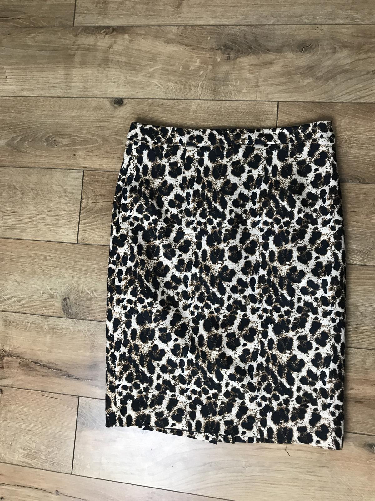 Leopardia sukňa - Obrázok č. 3