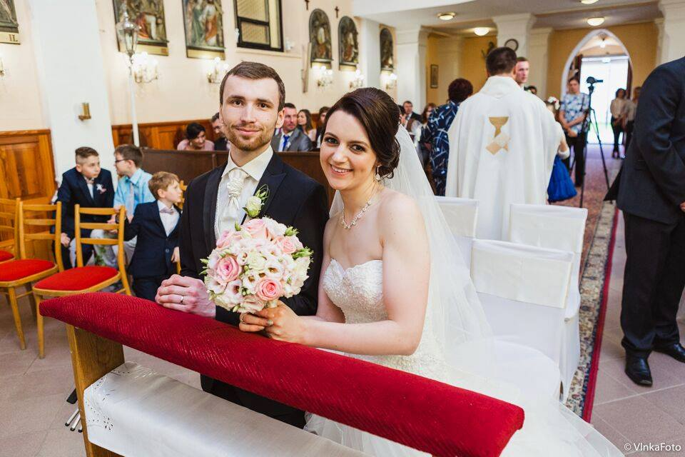 💖 Mirka{{_AND_}}Pavel 💖 - Už sme manželia Kykalovci! <3