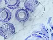 Fialové lucerničky,