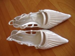 moje zakúpené topánočky