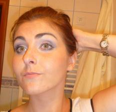 po skúške make-upu