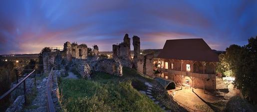 hrad Košumberk - zamluveno