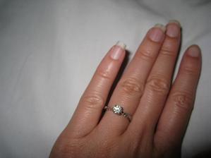 moj prstienok, museli sme ho dat zmensit...