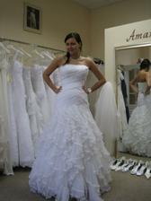 San Patrick - Exito na mne - 'vitazky' - vybrate 5 dni pred svadbou :)