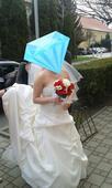svatební šaty vel 44, 44