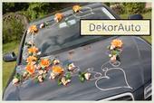 DekorAuto OREO orange,