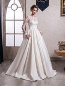 Svadobné šaty NOVÉ 2017-68, 38