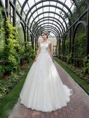 Svadobné šaty NOVÉ 18-16, 38
