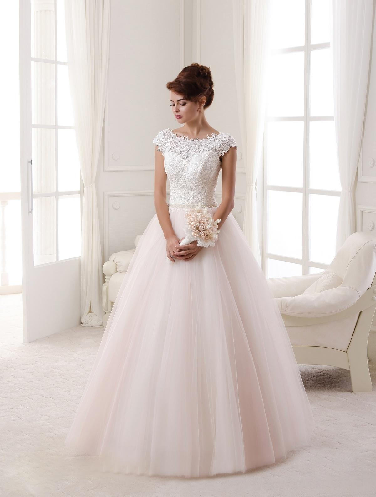 Svadobné šaty NOVÉ 16-295 - Obrázok č. 1