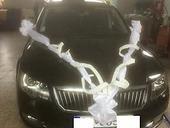 dekorácia auta,