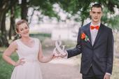 minimalistické svadobné šaty, 40