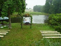 já jsem chtěla svatbu na ostrůvku