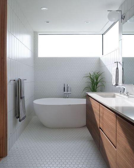 Kúpelne - inšpirácie :)