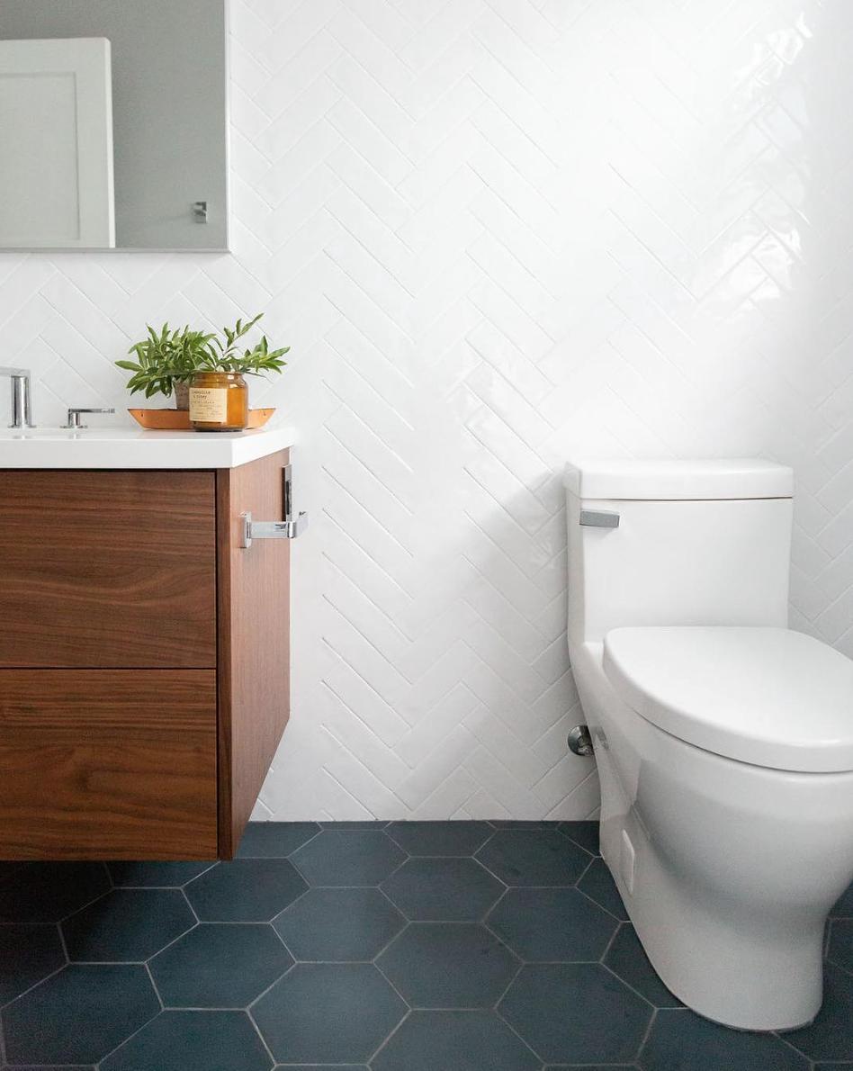 Kúpelne - inšpirácie :) - Obrázok č. 5