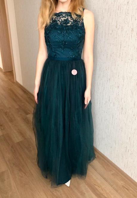 Zelené nové šaty - Obrázek č. 1
