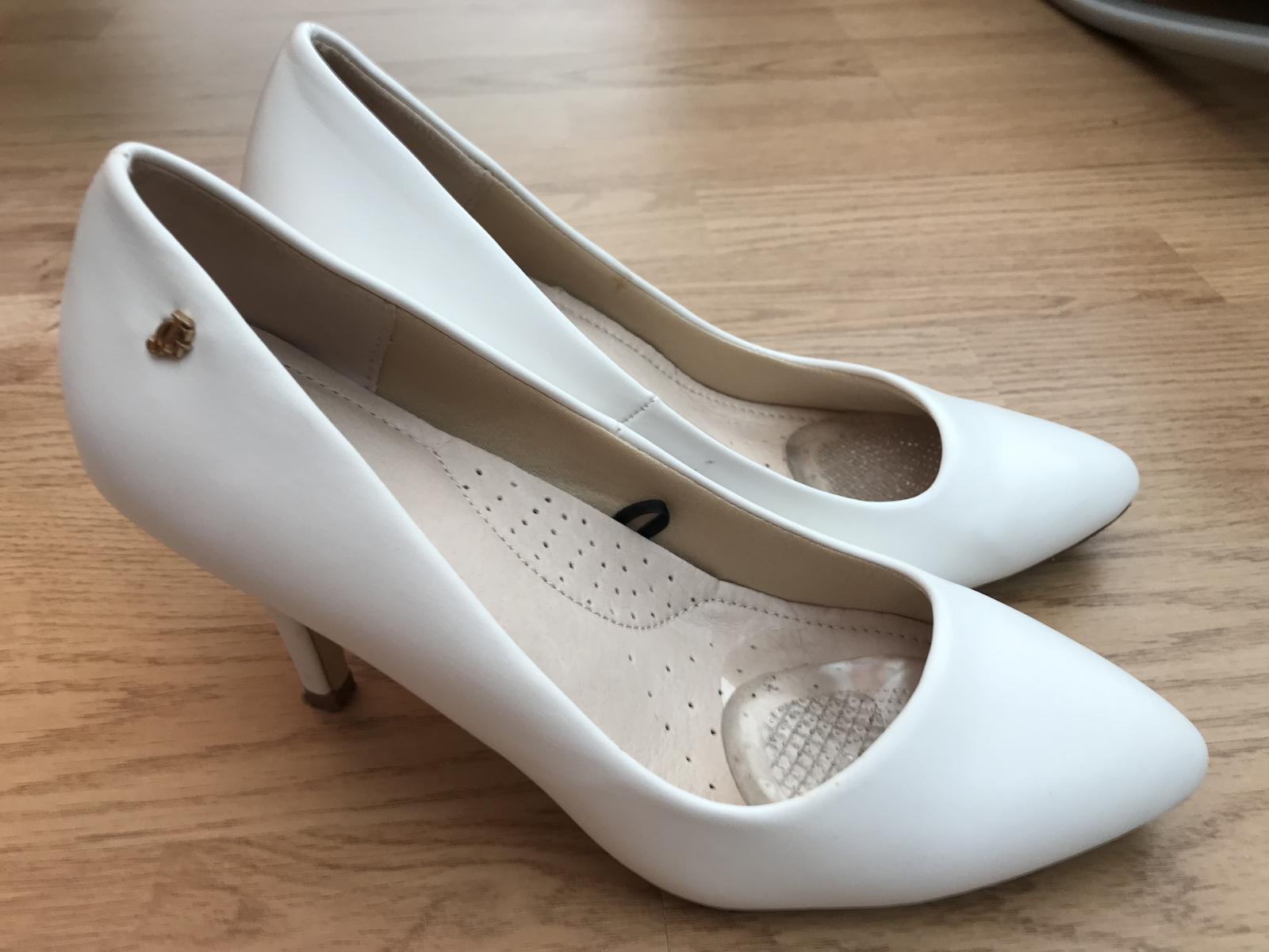Svadobná obuv - Obrázok č. 3