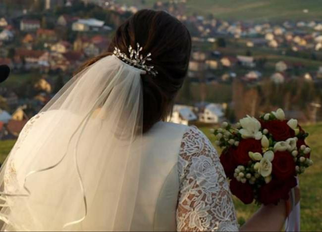 Svadobné šaty (44-46) - Obrázok č. 3
